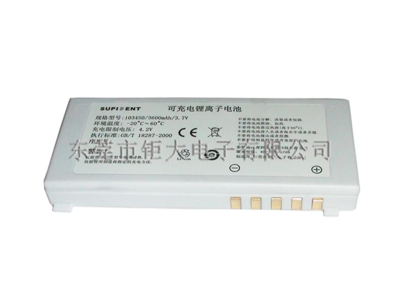 锂电池电压分类