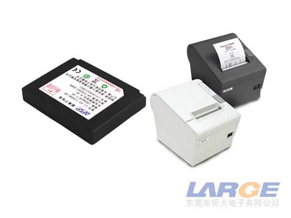 打印機鋰電池7.4V 1800mAh